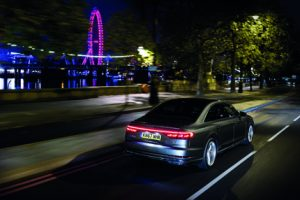 enjoy-it audi A8 car auto driving living