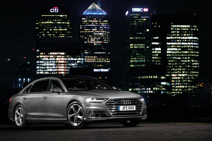 enjoy-it Audi A8 Auto Cars