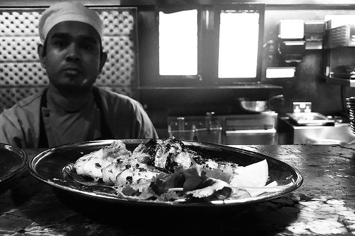 dishoom restuarant dinner iranian kings cross chef